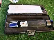 D&D H2Ocean Salinity Refractometer For Marine Aquarium Fish Tank