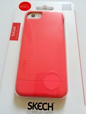 brand new salmon pink skech phone case for iphone 5c skech