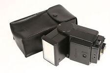 Canon Speedlite 199A, Aufsteckblitzgerät mit Tasche #V514