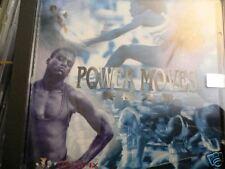 原裝正版 - Power Moves 終極力量 VCD