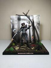 NECA  Berserker Predator CUSTOM Diorama Base CUSTOM figure U.S SELLER! LOOK !!!