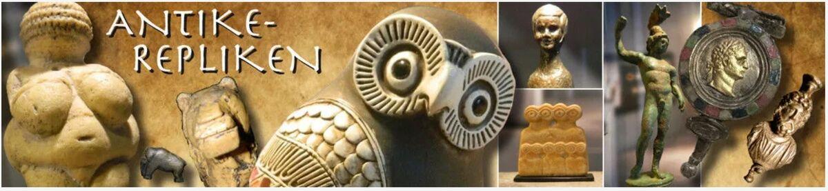 Antike-Repliken der großen Kulturen