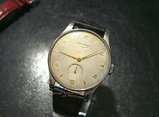 "Orologio  LONGINES  Manual Wind Cal.12.68z -57""- Mint Condition -Vintage Watch"