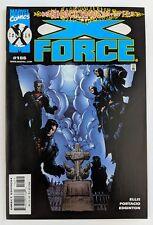 X-Force #106 Marvel Comic 2000 1st Series Warren Ellis Portacio X-Men Shockwave