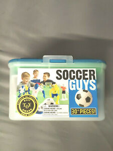 Kaskey Kids Soccer Guys Game - Inspires Imagination with Open-Ended Play