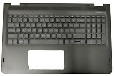 New HP Envy x360 15-AR Black Palmrest Cover UK QWERTY Keyboard 857285-031