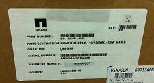 NetApp SP-516B-R6 X516B-R6 110/220VAC 450W MK4 B Power supply - New in Box!