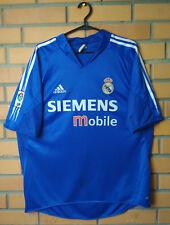 Real Madrid Third football shirt 2004 - 2005 size L  jersey soccer Adidas