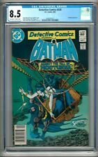 Detective Comics #530 (1983) CGC 8.5 OW/W Pages  Moench - Giordano - Colan