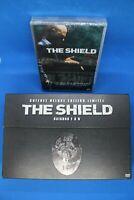 """intégrale série """" the shield  """" saison 1,2,3,4,5,6 et 7 coffret tirage limitée"""