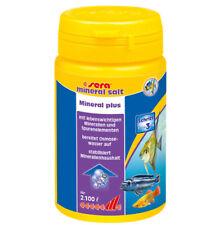 Sera mineral salt 105 g sal acuario agua dulce