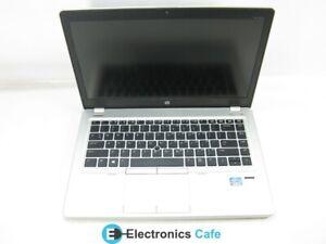 "HP Folio 9470m 13.3"" Laptop 1.90 Ghz i5-3437U 4GB RAM (Grade C No Battery)"