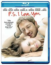 PS I LOVE YOU (Gerard Butler, Hilary Swank) P.S. -  Blu Ray - Sealed Region free