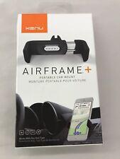 "Kenu Airframe+   Car Mount for Phones Up To 6""   Black"