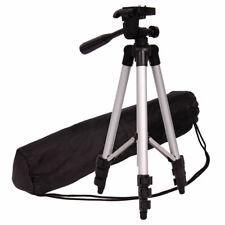 Portable Camera Tripod Digital Camcorder Video Stand Holder For Dslr w/ Bag