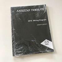 1992 Mazda 323 Protege Factory Oem Wiring Diagram Workshop Repair Manual Ebay
