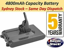 4800mAh Battery SV10 For Dyson V8 Absolute Animal Vacuum Cleaner Sony Cell