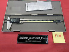 EXCELLENT MITUTOYO JAPAN MADE 12 In Absolute Digital Caliper (P401)