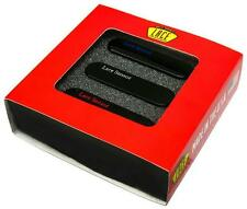 LACE SENSOR Blue / Silver / Red Value Pack 3 Pickup Set BLACK Covers 21063-02