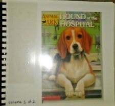 Hound at the Hospital by Ben M. Baglio - in Braille for the Blind Children
