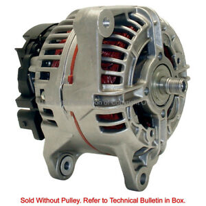 Remanufactured Alternator  Quality-Built  15978