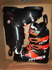New Tecnica R9.5 90 junior ski boots, mondo 23.5