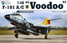 Kitty Hawk 1/48 KH80115 F-101A Magician Remote Fighter Voodoo