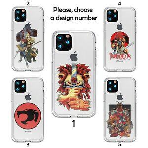 Anime ThunderCats Case Galaxy s20 s10 S9 + Note 20 10 Ultra Silicone clear SN
