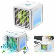 UK Mini Air Conditioning Conditioner Unit Fan Low Noise Home Cooler USB Powered