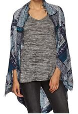 Stunning Ladies Loose Fitting Cocoon Kimono Fits Sizes 8-10-12-14 (FREE POST)