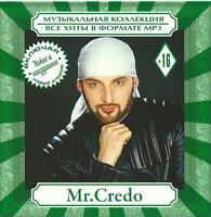 CD mp3 russische  MR.CREDO