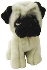 Pug Dog Plush Stuffed Soft Toy Marlowe 18cm by Elka Australia