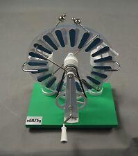 Wimshurst Electrostatic Machine Static Electricity Generator Education Dynamo