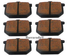 Brake Pads Goldwing GL1000 1975-1977 (3 sets complete)