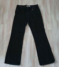 YSL YVES SAINT LAURENT RIVE GAUCHE Schwarz Bootcut Jeans  Gr. W 32 L 30