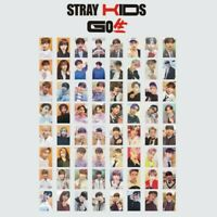 8pcs/Set Kpop Stray Kids Polaroid Lomo Card GO生 Go Live In Life HD Photocard