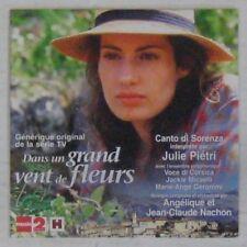 Dans un grand vent de fleurs CDs Julie Piétri 1996