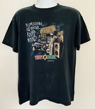 Vintage Bob Marley TUFF GONG Smile Jamaica Old Skool T-Shirt Zion Made in USA L