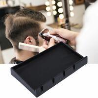 Electric Hair Clipper Display Storage Rack Tray Hair Cutter Beard Brush Holder