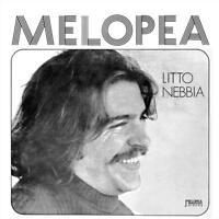 LITTO NEBBIA - MELOPEA   VINYL LP NEW