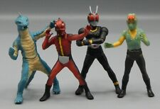 Japanese Bandai HG Gashapon  KAMEN RIDER figure LOT masked rider SHOCKER villain