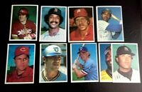 1981 TOPPS BASEBALL COMPLETE PICTURE CARD SET (15) GREATS NM-MT++ ROSE, JACKSON