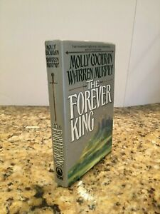 "1992 1st Edition/Printing ""THE FOREVER KING"" by Molly Cochran & Warren Murphy"