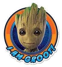 I Am Groot Guardiani della Galassia vol. 2 3D Effetto Cartone Ritaglio Wall Art