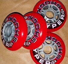 Rollerblade wheels 80mm
