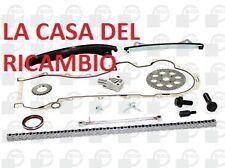 KIT DISTRIBUZIONE COMPLETO CATENA FIAT PUNTO PANDA 1.3D Multijet MJT JTD 11 PZ