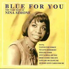 Nina Simone / Blue For You (Best of / Greatest Hits) *NEW* CD