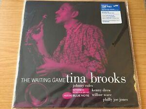 TINA BROOKS * The WAITING GAME   * BLUE NOTE TONE POET Series*  NEW   VINYL  LP