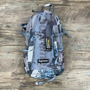 Supreme Blue Chocolate Chip SS20 Mesh Backpack