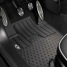 NEW MINI Countryman/Paceman All Weather Floor Liners Rubber Mats Front & Rear